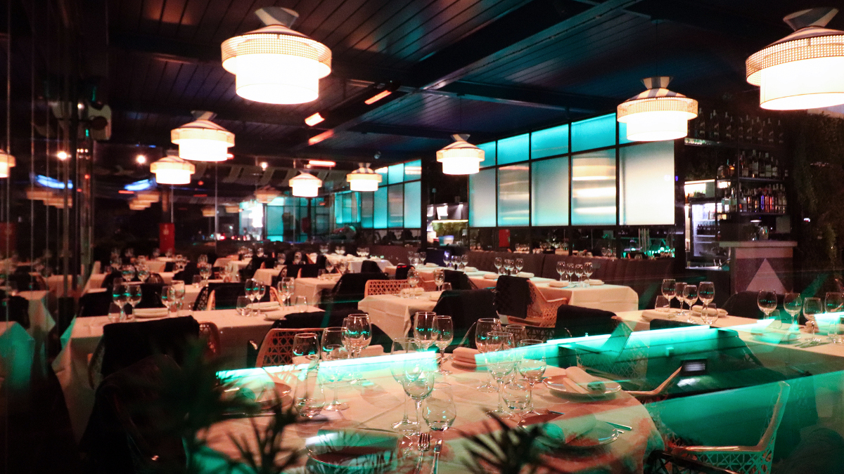 Redescubre el cielo de Madrid desde nuestro restaurante